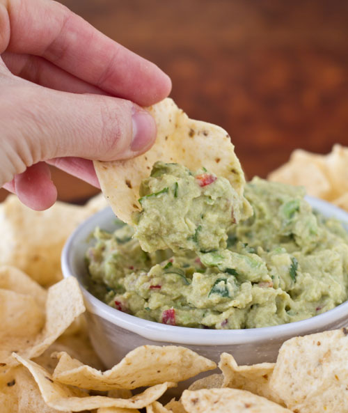 Party Perfect Avocado Dip