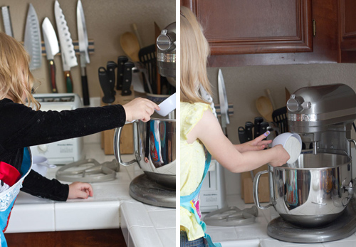 Fujilings making bread