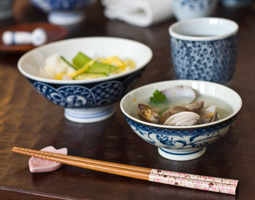 Hinamatsuri meal