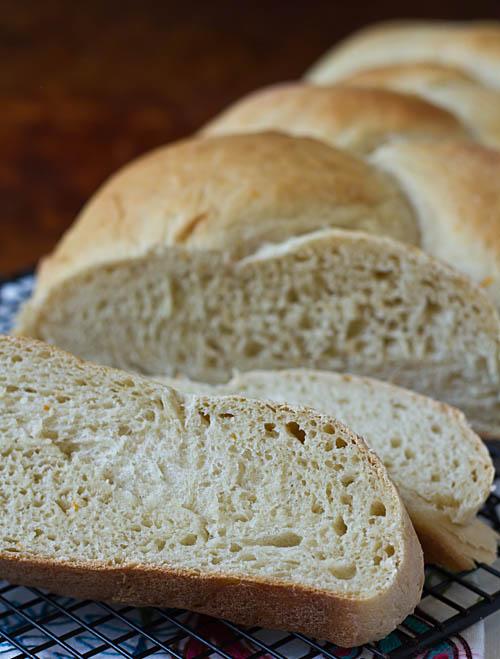 Orange Cardamom Bread