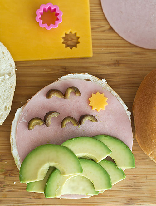 Creating Sunshine Sammies
