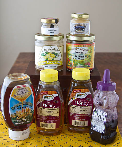 Fuji Honey Collection