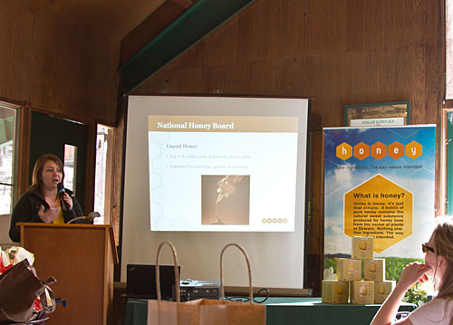 National Honey Board presentation