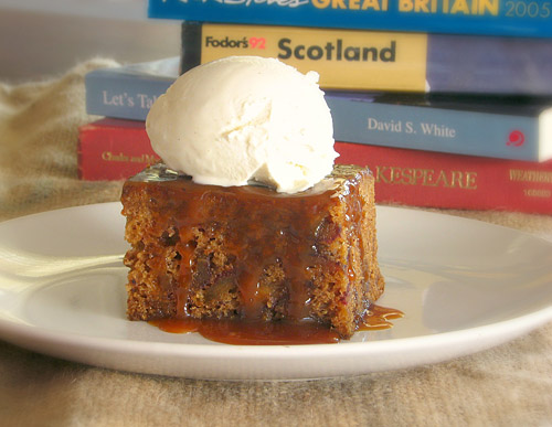 Gerry's Gold Medal Sticky Toffee Pudding