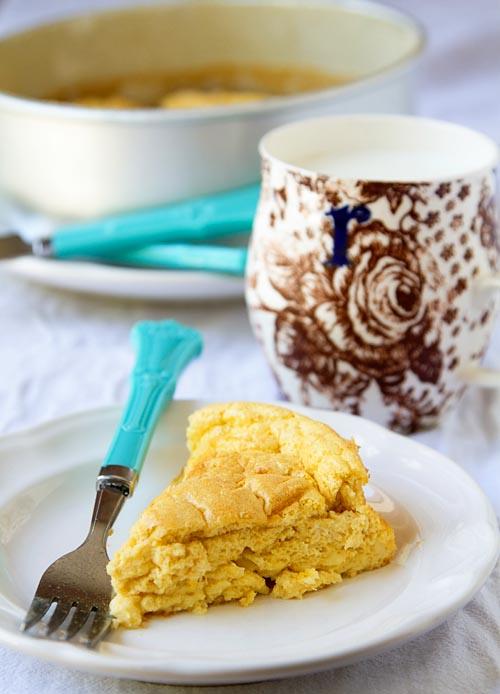 Jarlsberg Cheese Souffle Recipe — La Fuji Mama