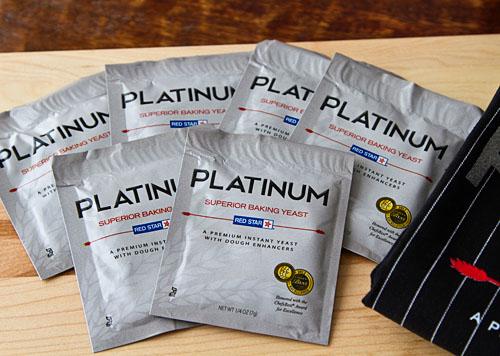 Red Star PLATINUM Superior Baking Yeast
