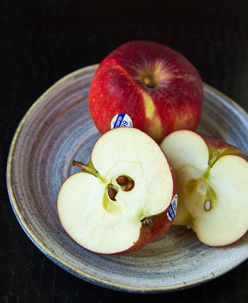 King David heirloom apple
