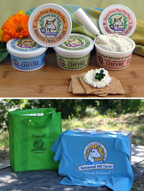 Redwood Hill Farm Vote Goat Giveaway