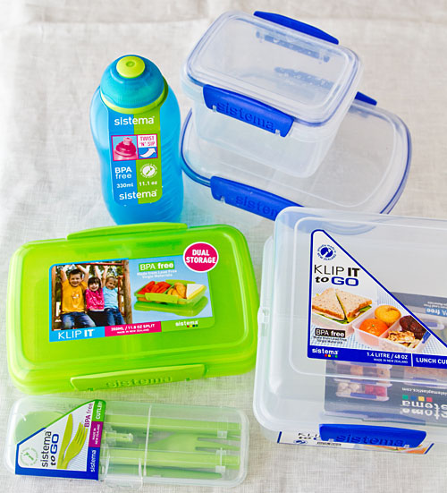 Sistema Lunch Box Products