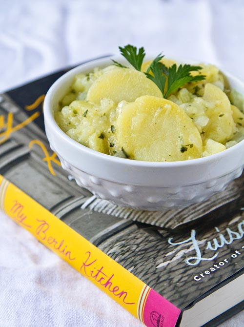 German Potato Salad from My Berlin Kitchen