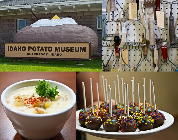 Idaho Potato Museum and Potato Tasting