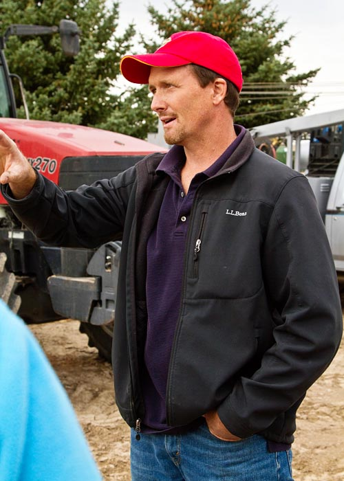 James Hoff, 4th generation Idaho potato grower