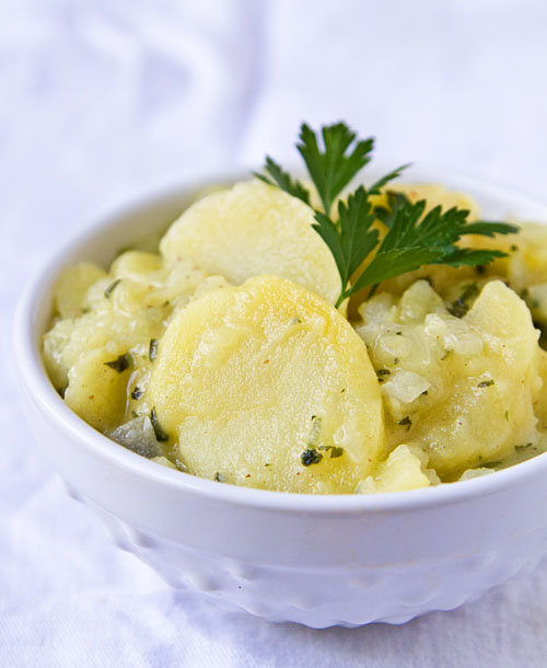 Luisa's Kartoffelsalat