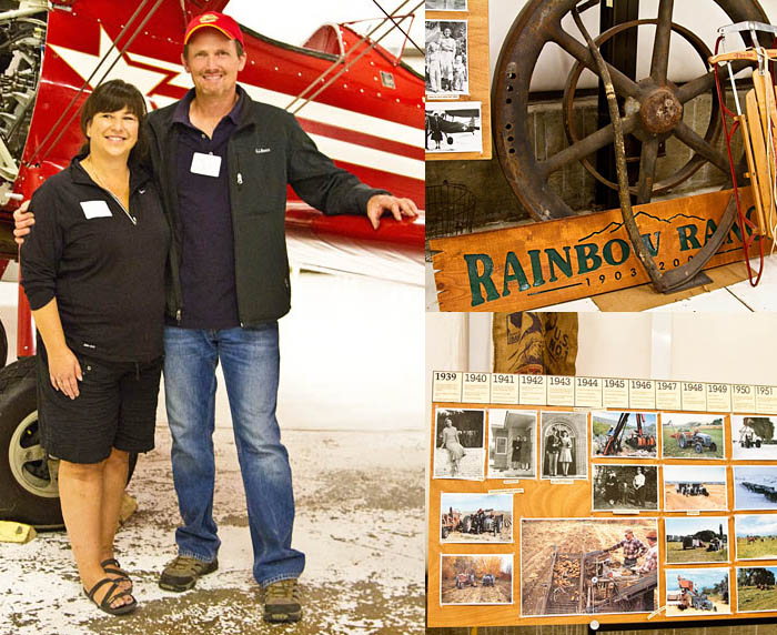 Hoff Farms, Rainbow Ranch, Idaho