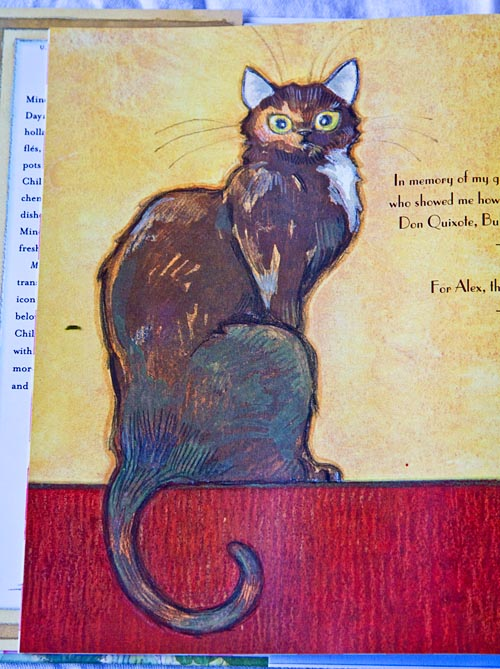 Minette's Feast illustrations by Amy Bates