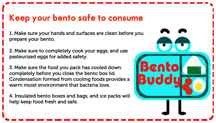 Bento Food Safety