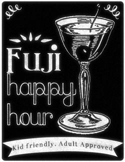 Fuji Happy Hour