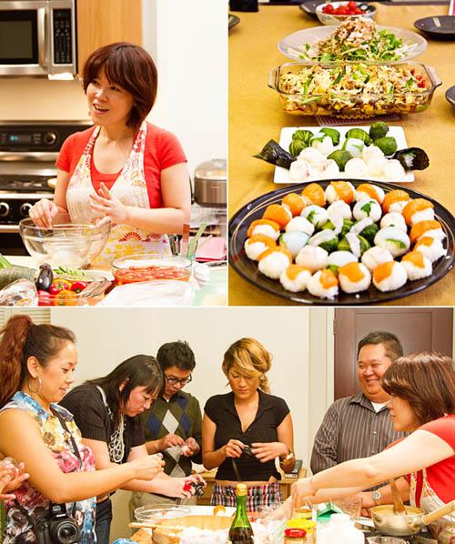 A Foodstory Class