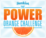 The Power Orange Challenge