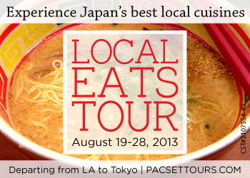 PacSet Tours Local Eats Tour