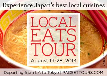 PacSet Tours Local Eats Tour