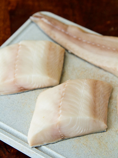 Alaskan Black Cod Fillets