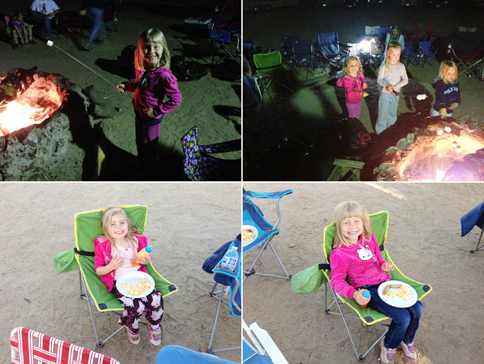 Daddy-Daughter Campout