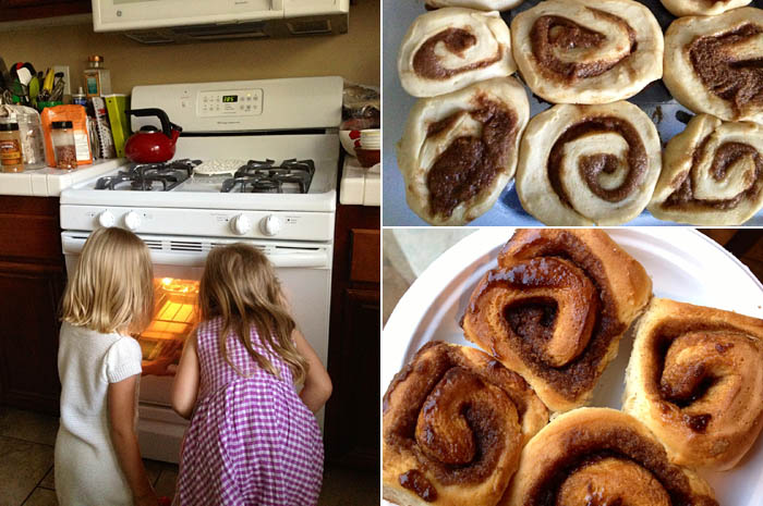 Sunday Cinnamon Rolls