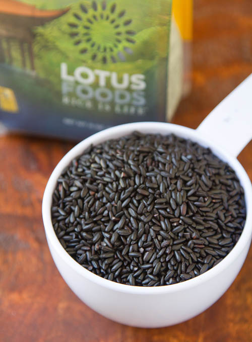 Forbidden Black Rice
