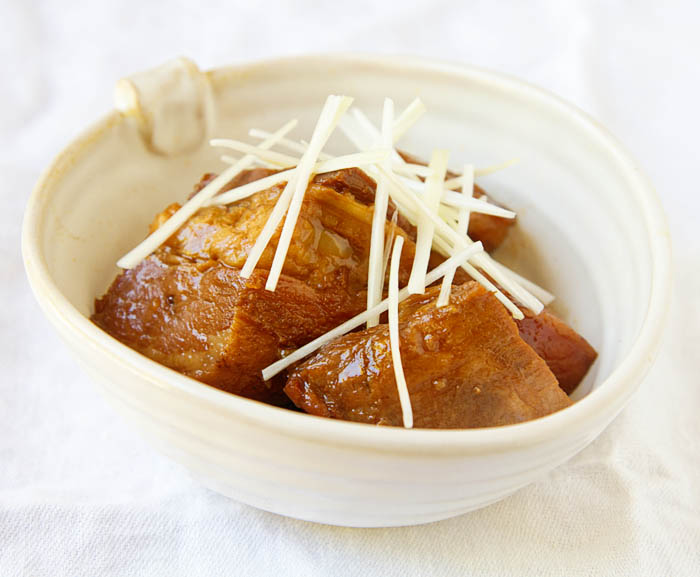 Japanese Braised Pork Belly