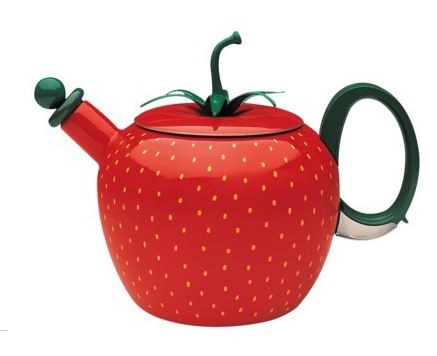 Copco Strawberry Tea Kettle