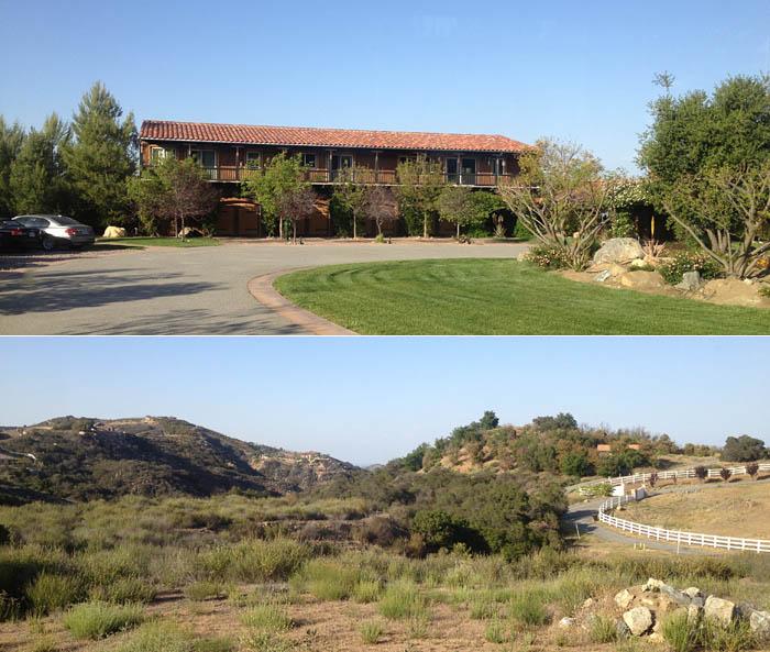 Santa Rosa Plateau, California