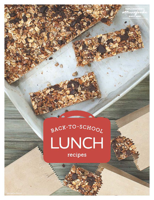 Book Cover School Lunches ~ Baked chicken katsu recipe back to school lunch ideas e