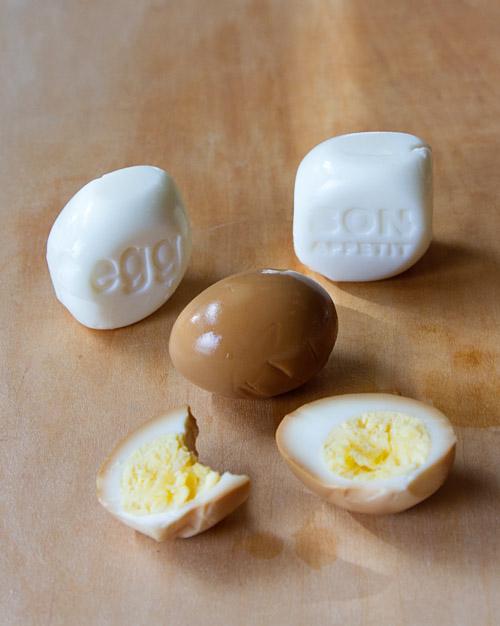Shoyu Tamago (Soy Sauce Eggs)
