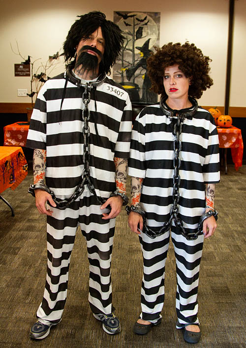 Mr and Mrs Fuji Halloween 2013 Costumes