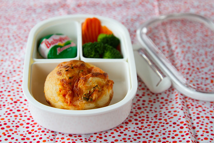 Pizza Roll Bento