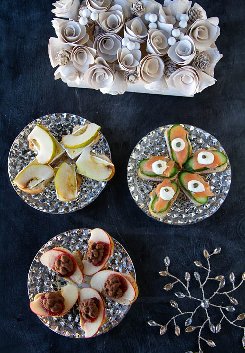 Easy Holiday Canapes