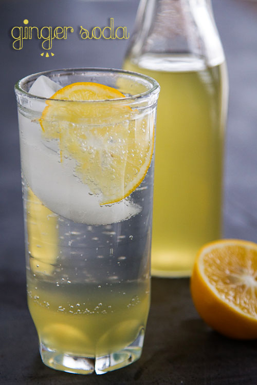 Ginger Soda