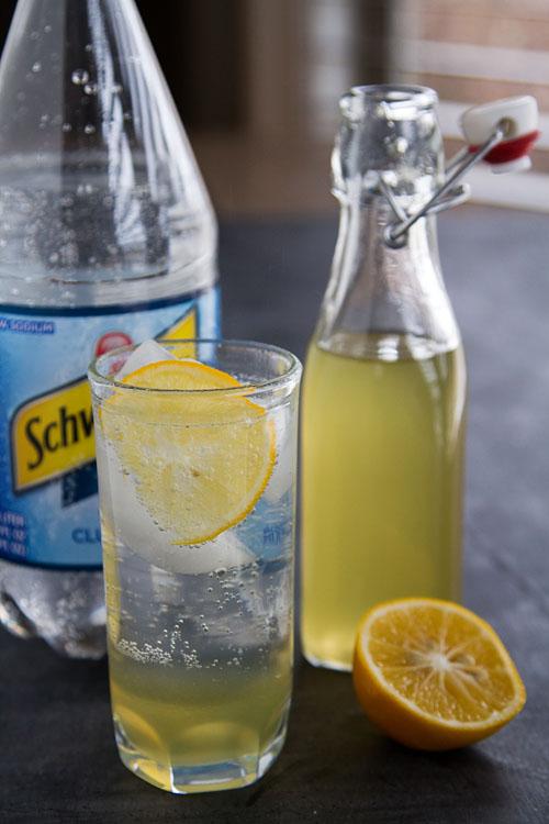 Making Ginger Soda