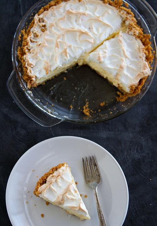 Lemon Ice Box Pie 3
