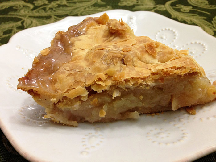 Nancie McDermott's Apple Pie