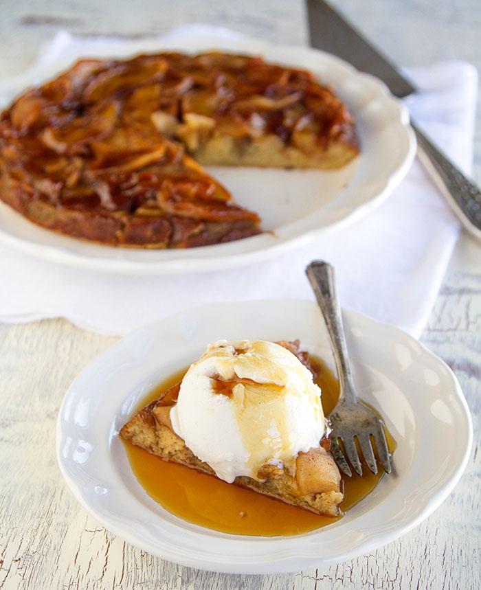Apple Pancake a la mode 2