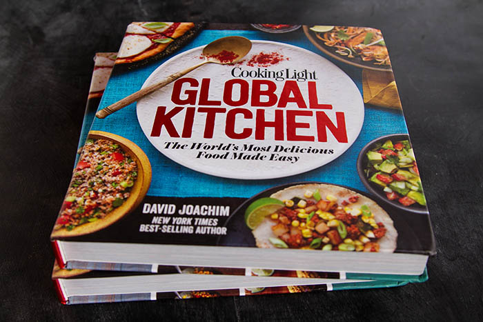 Global Kitchen by David Joachim