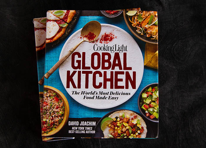 Global Kitchen cookbook