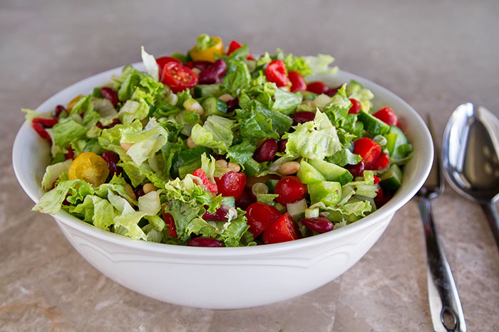 Spring Chopped Salad 2