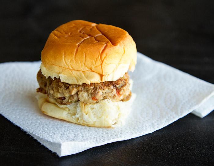 Japanese Hambagu Slider