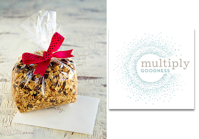 Multiply Goodness with Chocolate Cranberry Pecan Granola
