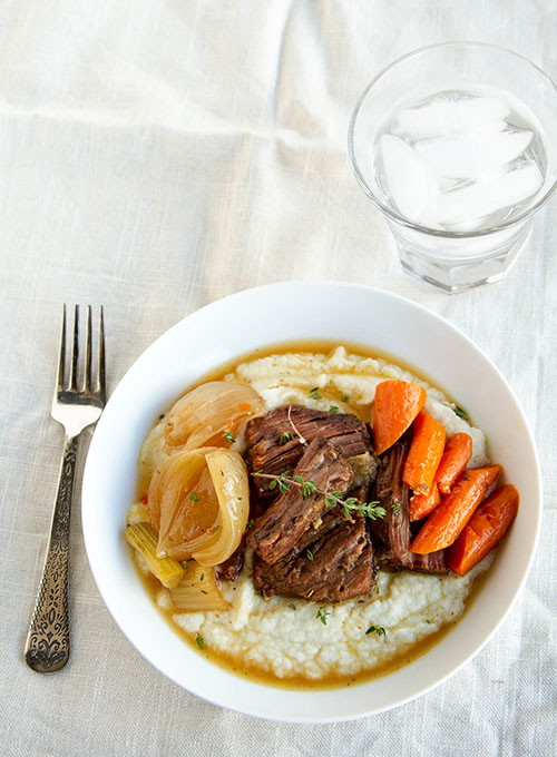 Gluten Free Slow Cooker Pot Roast