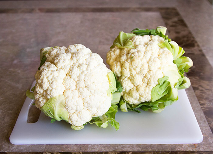 Heads of Cauliflower