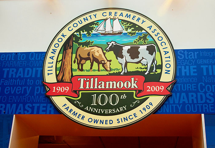 Tillamook Cheese started in 1909